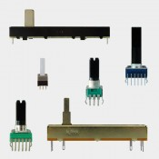 POTENTIOMETERS-SWITCHES-KNOBS
