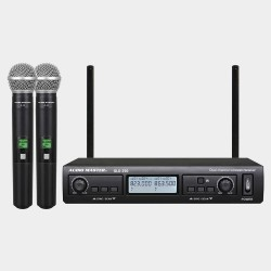 GLX250-HH WIRELESS MIC
