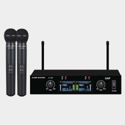 U150-HH WIRELESS MIC